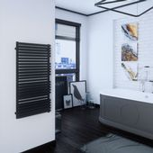 Quadrus Bold Electric Towel Radiators